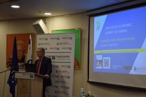 Peter Jarrett, Head of Country Studies Division 1 at the OECD