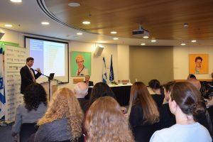 Taub Center's Executive Director, Prof. Avi Weiss