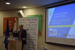 פיטר ג'ארט, ראש החטיבה הראשונה למחקרי מדינה ב-OECD