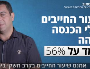 לביב שאמי – החוב של משקי הבית בישראל