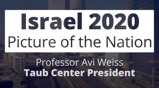 Israel 2020: Picture of the Nation