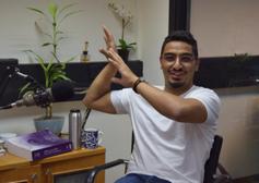 DataPoint: Aziz Goes to Tel Aviv