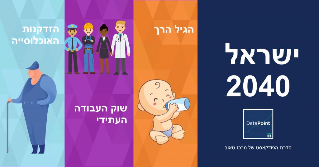 סדרת ״ישראל 2040״